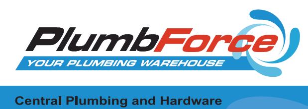 Central Plumbing & Hardware Logo